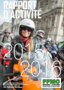 image rapport activités ffmc 2015